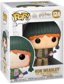 Funko Pop Ron Weasley Holiday 124 Harry Potter