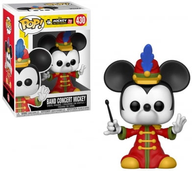 Funko Pop Mickey Mouse Band Concert Mickey 430