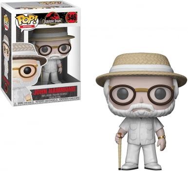Funko Pop Jurassic Park 546 John Hammond