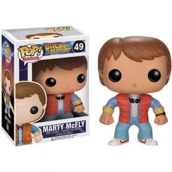 Funko Pop De Volta Para o Futuro Marty McFly 49