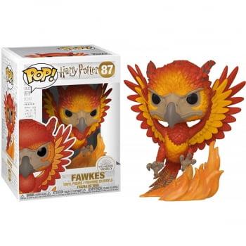 Funko Pop Fawkes 87 Harry Potter
