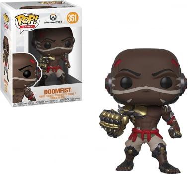 Funko Pop Overwatch Doomfist 351