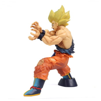 Banpresto Dragon Ball Legends Goku Super Saiyajin Kamehameha