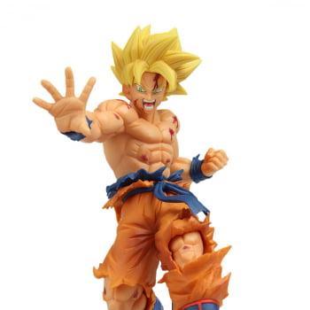 Banpresto Dragon Ball Son Goku Father Son Kamehameha Por Toyotaro