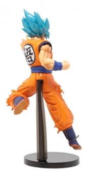 Banpresto Dragon Ball Super Son Goku Super Saiyan God Chosenshiretsuden II
