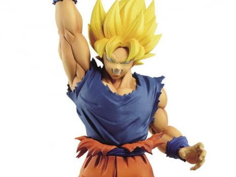 Banpresto Goku Super Saiyajin Maximatic The Son Goku IV Dragon Ball Z