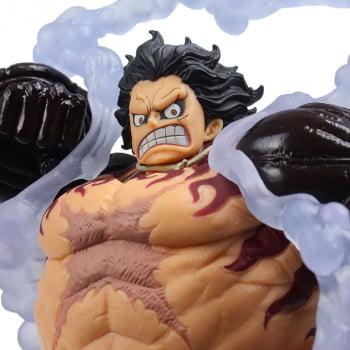 Banpresto One Piece Monkey D. Luffy Gear 4 Saga de Wano King of Artist Bandai