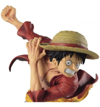 Banpresto One Piece Monkey D. Luffy Maximatic