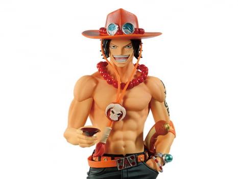 Banpresto One Piece Portgas D. Ace Special Episode Luff