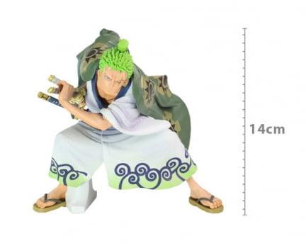 Banpresto One Piece Roronoa King of Artist Saga de Wano - Bandai