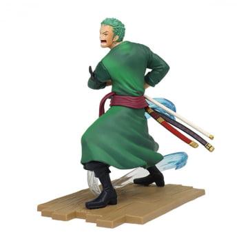 Banpresto One Piece Roronoa Zoro Log File Selection -Fight-