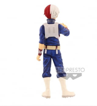 Banpresto Shoto Todoroki Texture - My Hero Academia