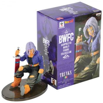 Dragon Ball Z - Trunks - BWFC World Figure Colosseum Vol 8 - Bandai Banpresto
