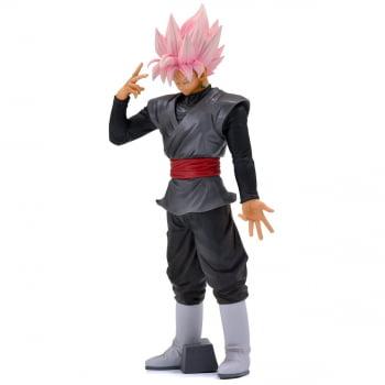 Grandista Dragon Ball Super Goku Black Super Saiyajin Rose Resolution of Soldiers Banpresto