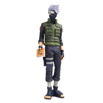 Grandista Naruto Shippuden Kakashi Hatake Grandista Nero Banpresto