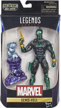 Marvel Legends Genis-Vell - Wave Kree Sentry