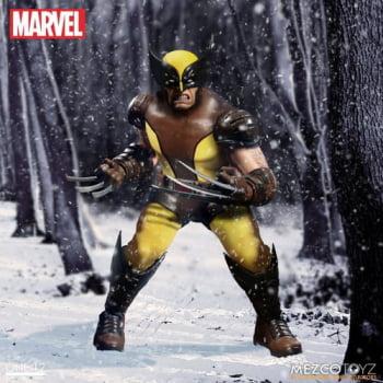 Mezco Toyz Wolverine One:12 Collective X-Men