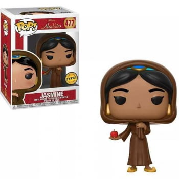 Aladdin - Jasmine (Chase Exclusivo) 477 Funko Pop