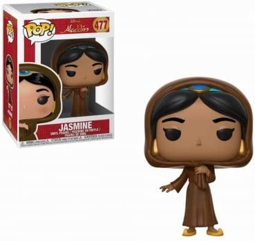 Aladdin - Jasmine (Desguise) 477 Funko Pop