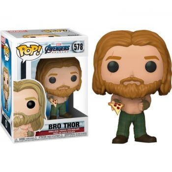 Funko Pop Bro Thor 578 Vingadores Ultimato