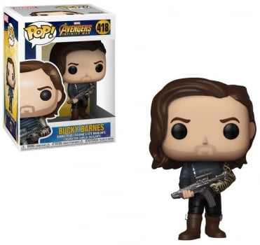 Avengers - Bucky Barnes Winter Soldier 418 Funko Pop