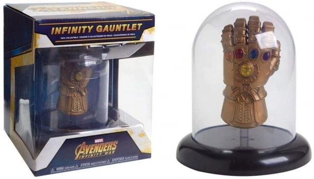 Avengers Infinity War - Infinity Gauntlet Dome Funko Pop Manopla do Infinito