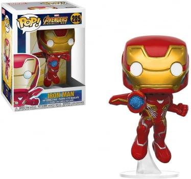 Avengers Infinity War - Iron Man 285 Funko Pop (Homem de Ferro)