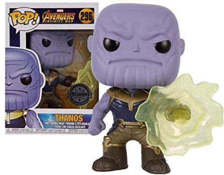 Avengers Infinity War - Thanos Energy 296 Funko Pop
