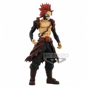 Banpresto Kirishima Eijiro Red Riot - Age of Heroes My Hero Academia
