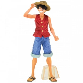 Banpresto Luffy - 20th History Masterlise One Piece