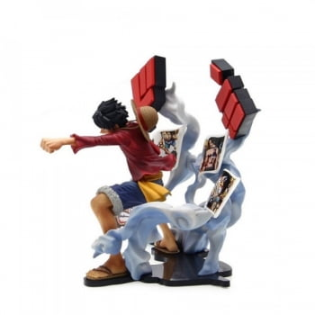 Banpresto Luffy Story Age Monkey D. Luffy - One Piece