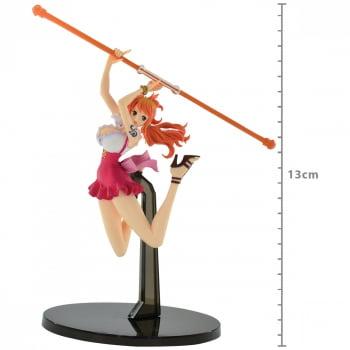 Banpresto Nami World Figure Colosseum2 Vol.3 One Piece