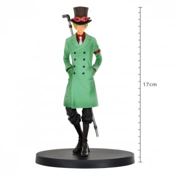 Banpresto Sabo DXF The Grandline Men One Piece Stampede Movie
