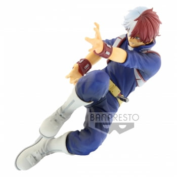 Banpresto Shoto Todoroki Banpresto Figure Colosseum Vol 3 My Hero Academia