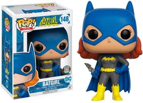 Funko Pop Batgirl Silver Age 148 - DC Heroes