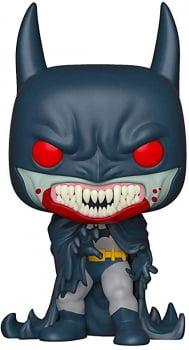 Batman 80th - Batman Red Rain 286 Funko Pop