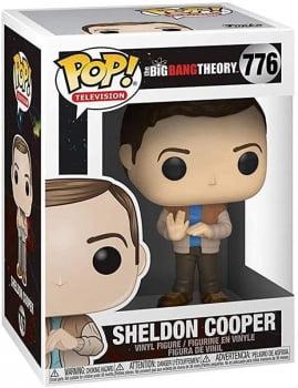 Big Bang Theory - Sheldon Cooper 776 Funko Pop