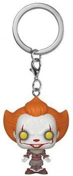 Chaveiro It Pennywise Funko Pop Pocket Keychain