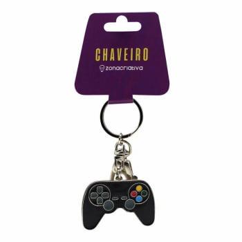Chaveiro Joystick Video Game Zona Criativa