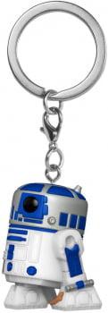 Chaveiro R2-D2 Star Wars Funko Pop Pocket Keychain