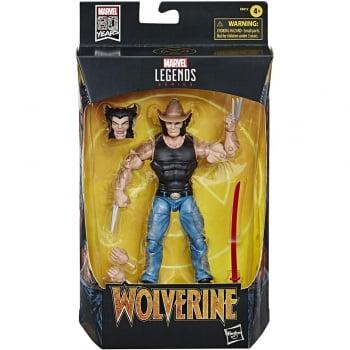Marvel Legends Logan Cowboy Wolverine - Marvel 80th Years