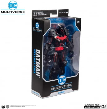 DC Multiverse - Batman Hellbat Suit McFarlane Toys