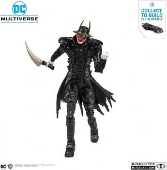 DC Multiverse - Batman Who Laughs McFarlane Toys