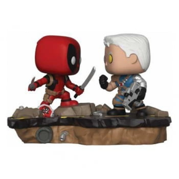 Deadpool vs Cable - 318 Funko Pop Comic Moments Marvel