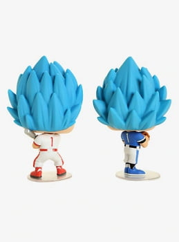 Dragon Ball Super - Son Goku & Vegeta Baseball 2-Pack Exclusive Funko Pop
