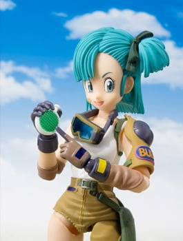 Dragon Ball - Bulma - S.H. Figuarts - Bandai