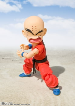 Dragon Ball - Kid Kuririn S.H. Figuarts - Bandai