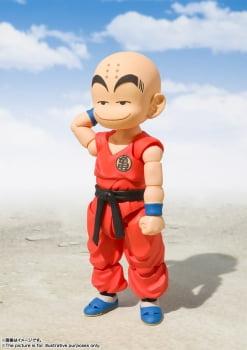 Dragon Ball - Kid Kuririn S.H. Figuarts - Bandai