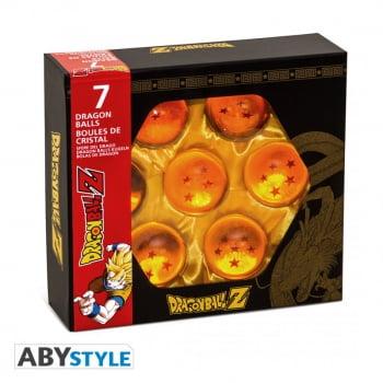 Dragon Ball Collector Set (Esferas do Dragão) - Abystyle
