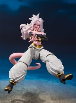Dragon Ball FighterZ - Android 21 - S.H. Figuarts - Bandai